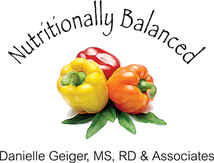 logo for Nutritionally Balanced